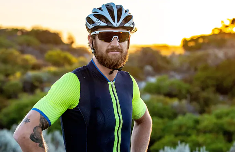 Cycling a lifeline for extreme cyclist teaser
