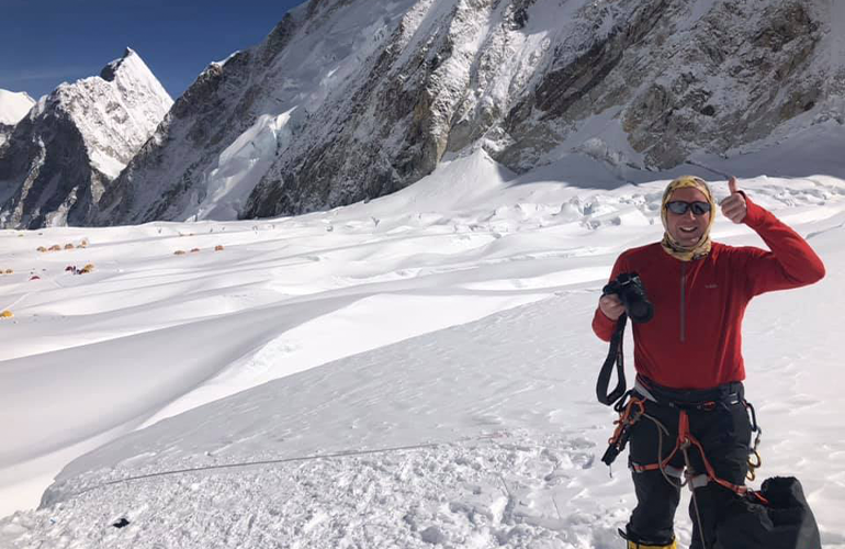 Everest climber conquers the stage for Lifeline WA breakfast teaser