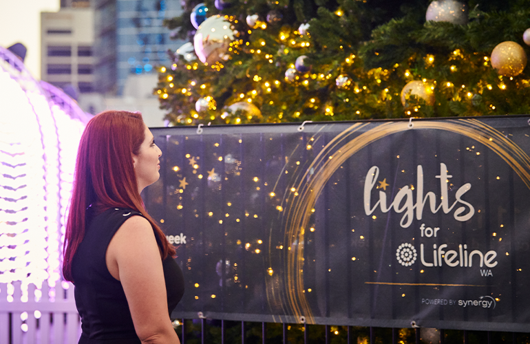 Lifeline WA reminder to reach out this festive season teaser